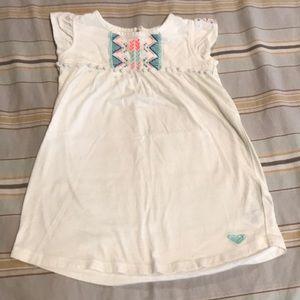 Roxy cotton sundress size 4